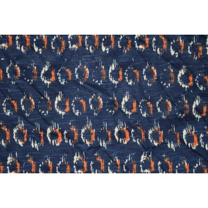 Navy Blue Stretchable Spandex Hosiery fabric Width 65 Inches HF011