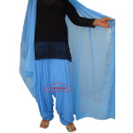 Firozi Patiala Salwar Dupatta Set from Patiala City