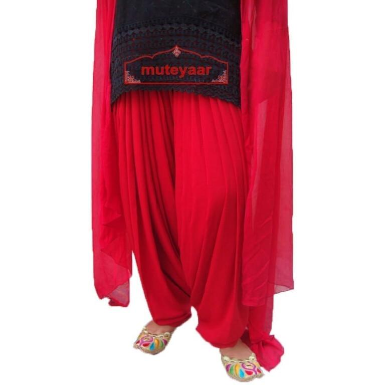 Patiala Salwar Ready to Wear - Buy Online from Patiala City !!