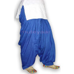 Full Patiala Salwar made with 100% pure soft cotton