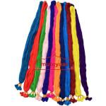 Colorful Parandi Braids Lot of 12 pieces different Colors