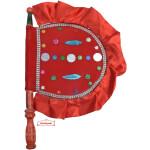 Red Colour Designer Pakhi T0277