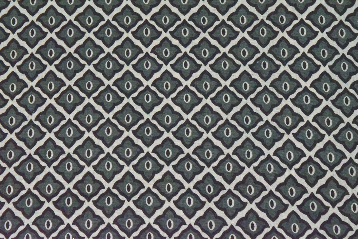 Grey Barfi COTTON PRINTED FABRIC PC331 1
