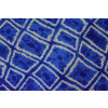 Blue COTTON PRINTED FABRIC for Multipurpose use (per meter price) PC352