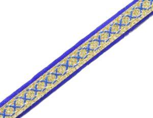 Lace for dupatta 16 mm width Designer Kinari 9 meters Length Roll LC142