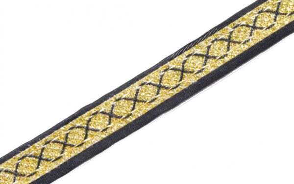 Lace for dupatta 16 mm width Designer Kinari 9 meters Length Roll LC143