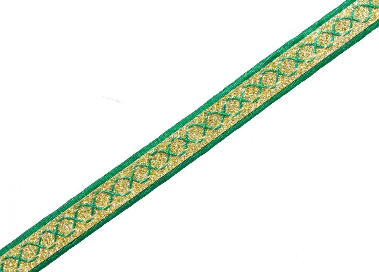 Lace for dupatta 16 mm width Designer Kinari 9 meters Length Roll LC144 1