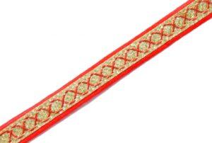 Lace for dupatta 16 mm width Designer Kinari 9 meters Length Roll LC145