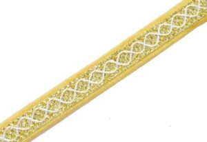 Lace for dupatta 16 mm width Designer Kinari 9 meters Length Roll LC146