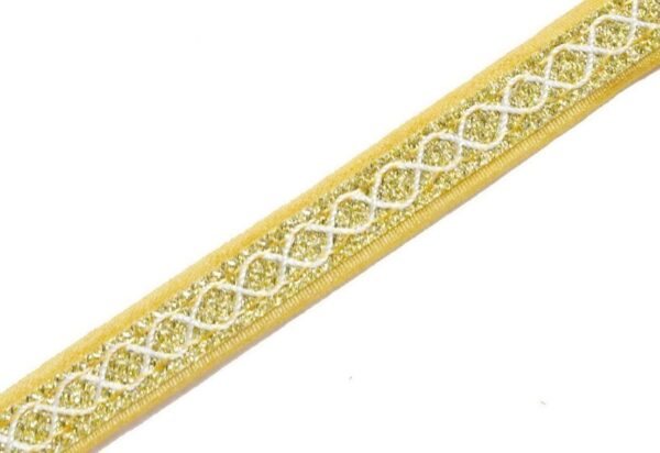 Lace for dupatta 16 mm width Designer Kinari 9 meters Length Roll LC146