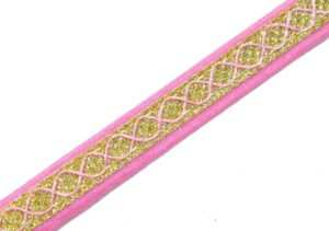 Lace for dupatta 16 mm width Designer Kinari 9 meters Length Roll LC147