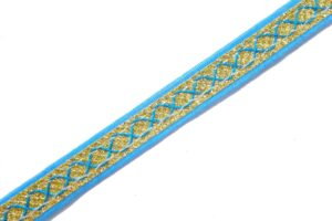 Lace for dupatta 16 mm width Designer Kinari 9 meters Length Roll LC148