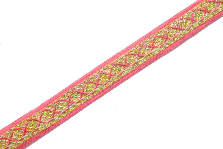 Lace for dupatta 16 mm width Designer Kinari 9 meters Length Roll LC149 1