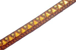 Lace for dupatta 16 mm width Designer Kinari 9 meters Length Roll LC150