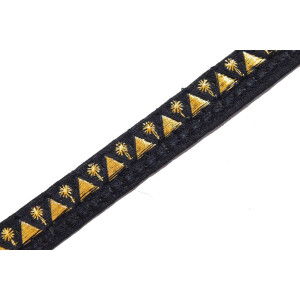Lace for dupatta 16 mm width Designer Kinari 9 meters Length Roll LC151