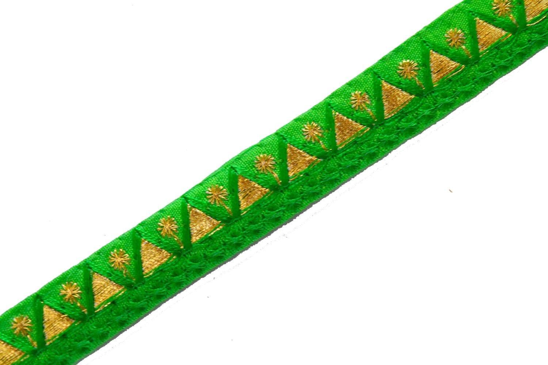 Lace for dupatta 16 mm width Designer Kinari 9 meters Length Roll LC152 1
