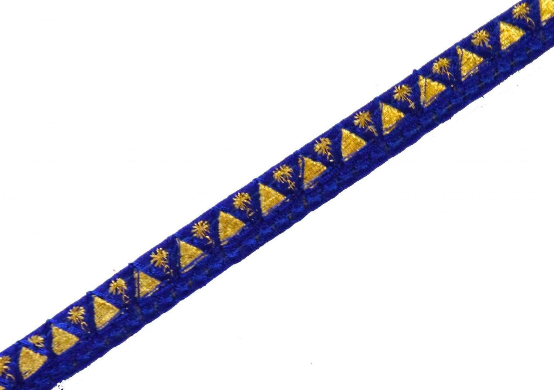 Lace for dupatta 16 mm width Designer Kinari 9 meters Length Roll LC153 1