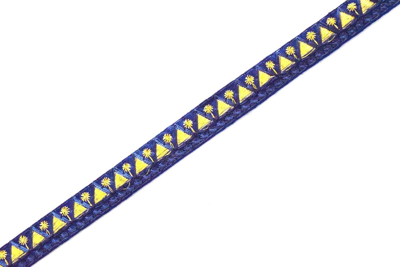 Lace for dupatta 16 mm width Designer Kinari 9 meters Length Roll LC159 1
