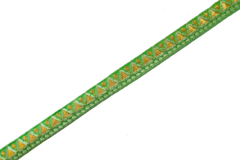 Lace for dupatta 16 mm width Designer Kinari 9 meters Length Roll LC162 1