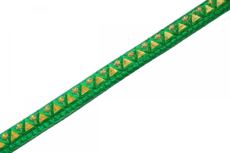 Lace for dupatta 16 mm width Designer Kinari 9 meters Length Roll LC165 1