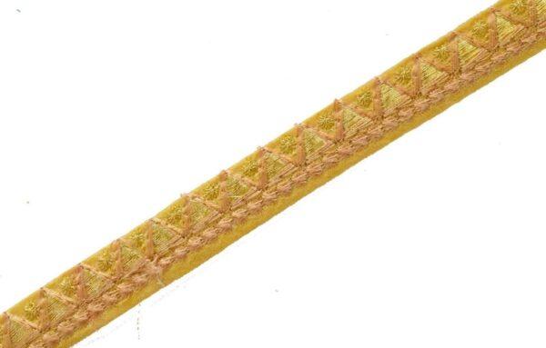 Lace for dupatta 16 mm width Designer Kinari 9 meters Length Roll LC168