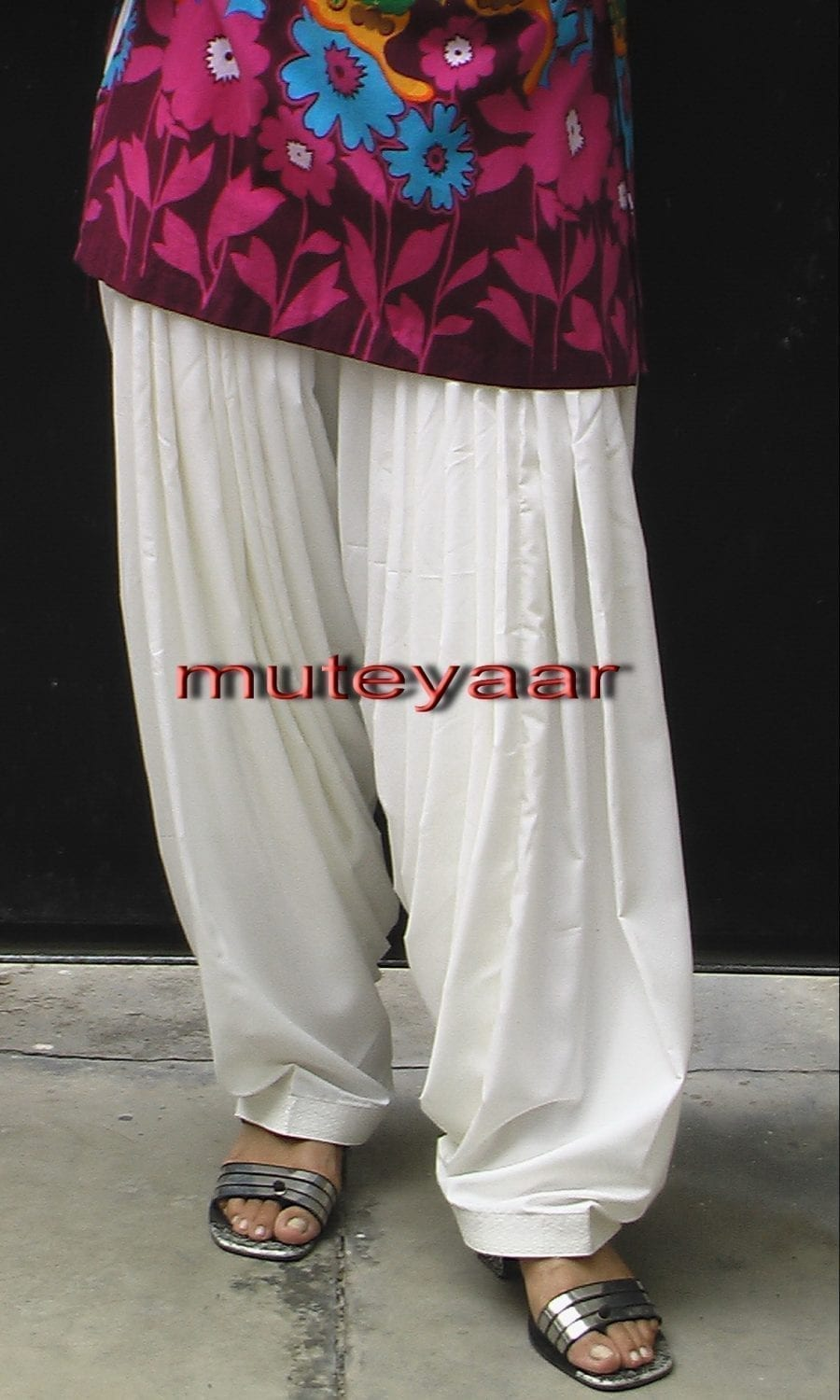 Patiala Salwar Ready to Wear - Buy Online from Patiala City !! 4