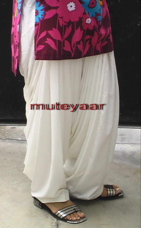 Patiala Salwar Ready to Wear - Buy Online from Patiala City !! 6
