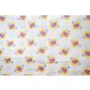 White multi floral COTTON PRINTED FABRIC for Multipurpose use (per meter price) PC368