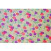 Fawn multicolour COTTON PRINTED FABRIC for Multipurpose use (per meter price) PC373