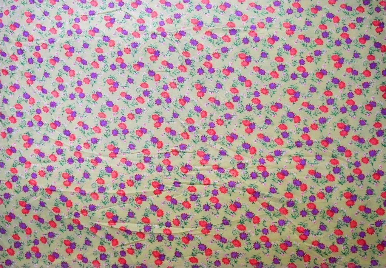 Fawn multicolour COTTON PRINTED FABRIC for Multipurpose use PC373 2