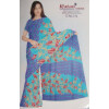 Printed Saree casual Wear Faux georgette Sari for daily use 1M1001