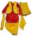 Girl's Bhangra Giddha Outfit Costume Fancy Dress – custom made