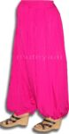 Harem Pants Afghani Shalwar Bohemian Balloon Belly Dance Baggy Bottom