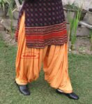 Heavy Patiala Salwar (Rani Patiala Salwar) from Patiala City !!