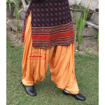 Rani Patiala Salwar with customised stitching from Patiala City !!