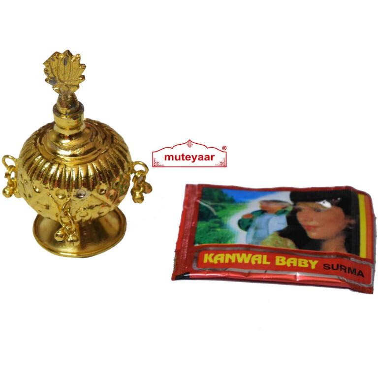 Surmedani for Punjabi Wedding