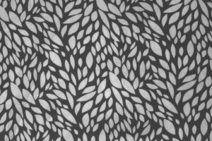 b/w Printed American Crepe fabric drapy cloth for salwar kurti PAC44