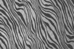 Zebra Print American Crepe fabric drapy cloth for salwar kurti PAC46
