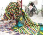 Leheria Patiala Salwar Dupatta Set Pure Cotton PSD251