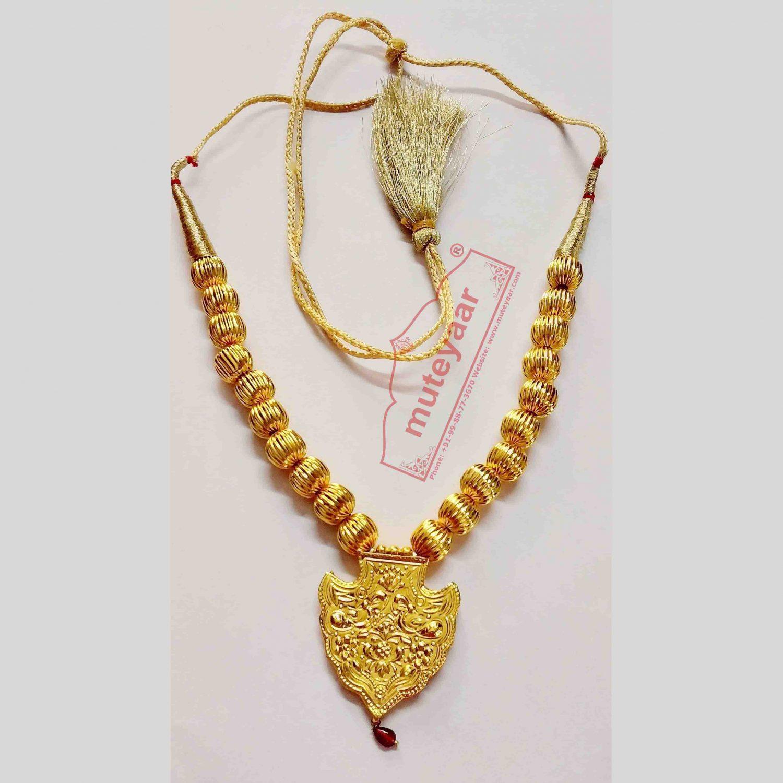 K - Necklace Haar Bhangra Giddha Jewellery 1
