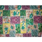 Multicolour Printed Glazed Cotton Fabric for Multipurpose use GC010