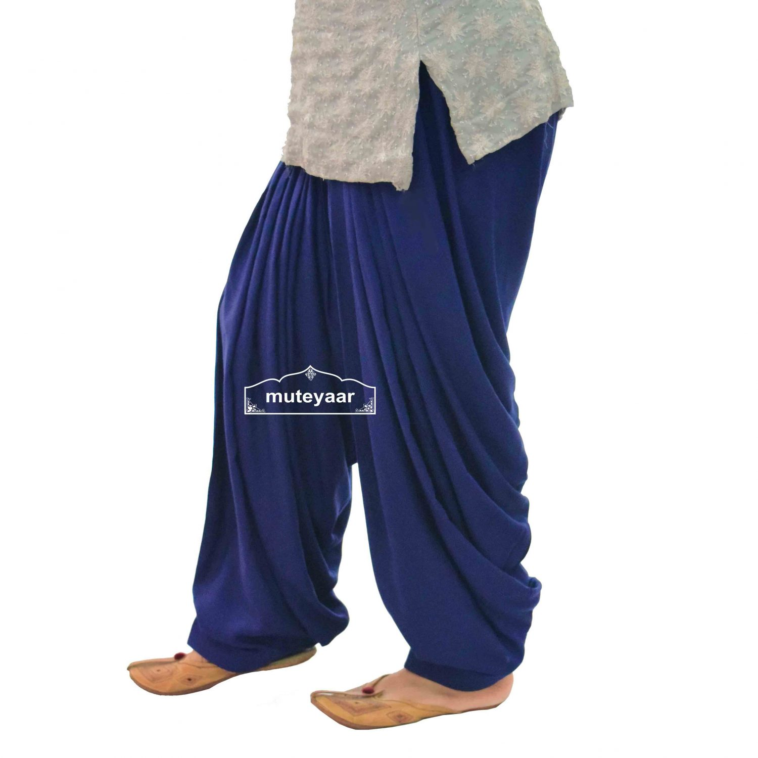 Soft Linen Cotton Salwar 3MLC 1