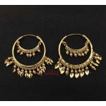 Punjabi ethnic style bali earrings J0441