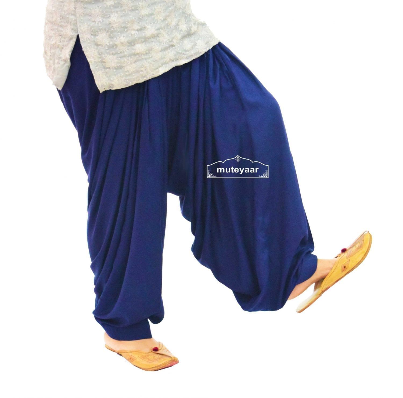 Soft Linen Cotton Salwar 3 Meter Bottom Pants 3MLC 2