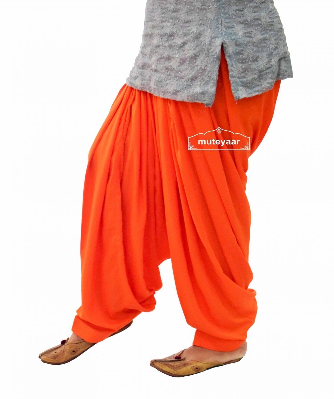 Soft Linen Cotton Salwar 3 Meter Bottom Pants 3MLC 3