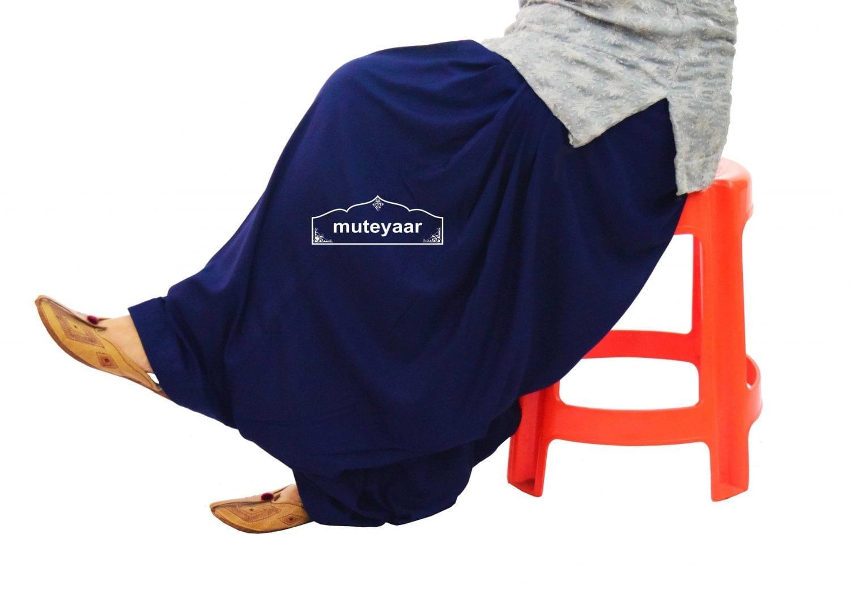Soft Linen Cotton Salwar 3 Meter Bottom Pants 3MLC 4