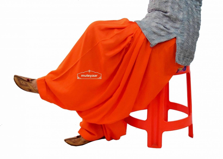 Soft Linen Cotton Salwar 3 Meter Bottom Pants 3MLC 5