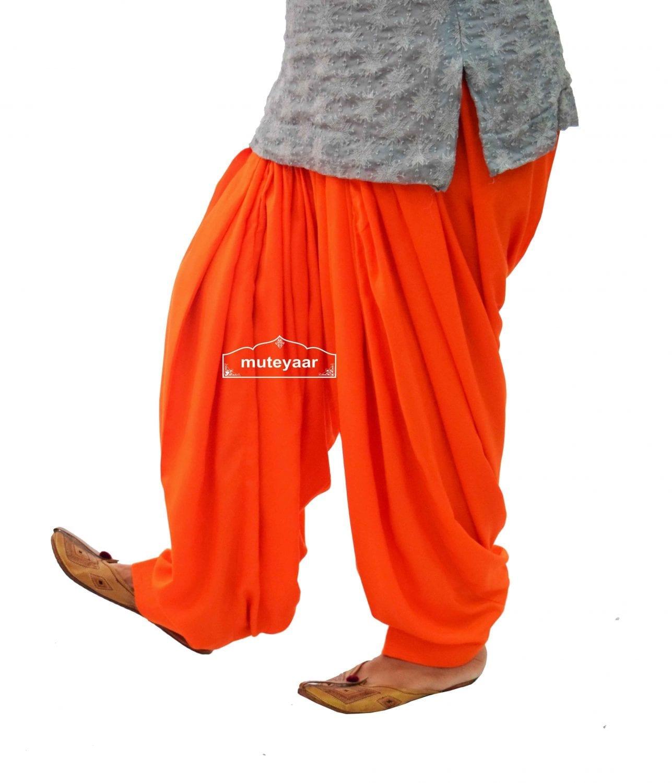 Soft Linen Cotton Salwar 3 Meter Bottom Pants 3MLC 6