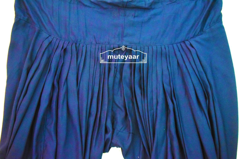 Soft Linen Cotton Salwar 3 Meter Bottom Pants 3MLC 8