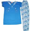 Pure Cotton Soft Hosiery Fabric Ladies Night Wear Night Suit NS064